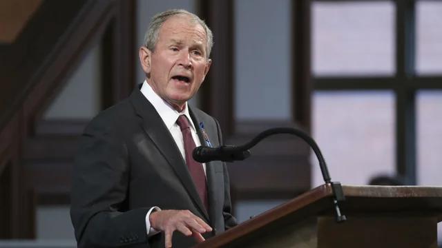 "Bush mourns Limbaugh: ""He spoke his mind as a voice for millions"""