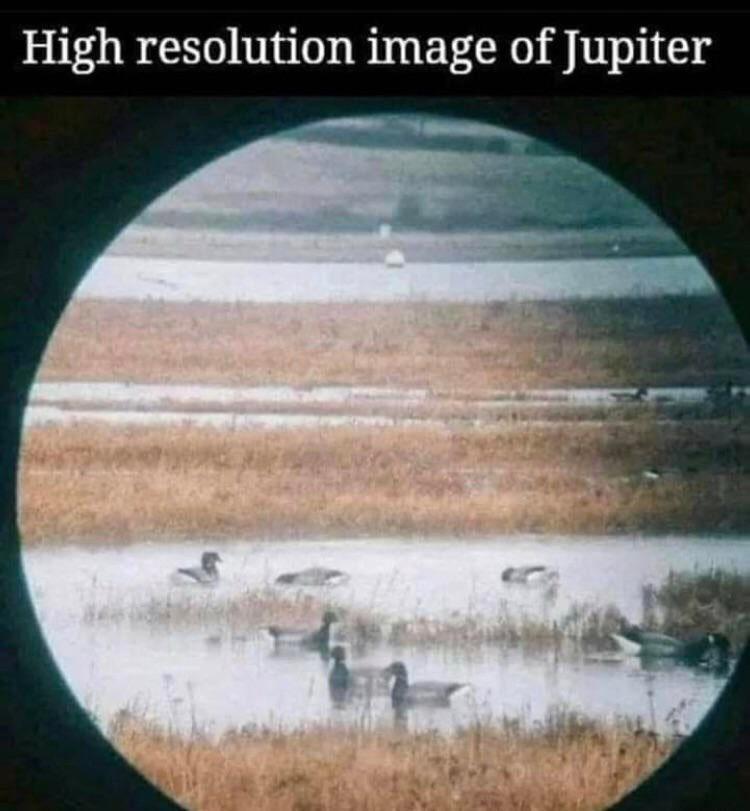 esto es una imagen en alta resolución del planeta Júpiter