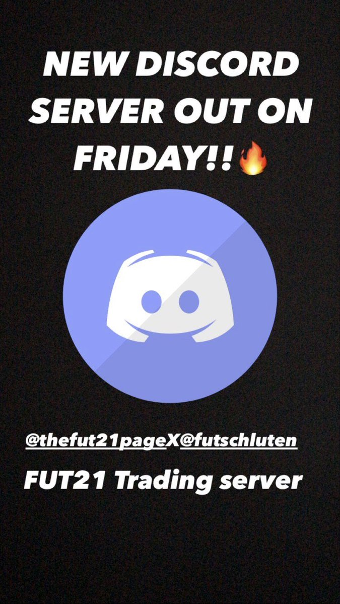 NEW TRADING DISCORD ON FRIDAY🔥   #fifa #fifa21 #fifaultimateteam #fifa2021 #fifamemes #fut21 #fifasolutions #fifapacks #fifamarket #fifatrading #trader #fifatrader #trading #fifatrading #totw #sbc #teamoftheweek  #teamoftheyear #toty #tradingdiscord #discord