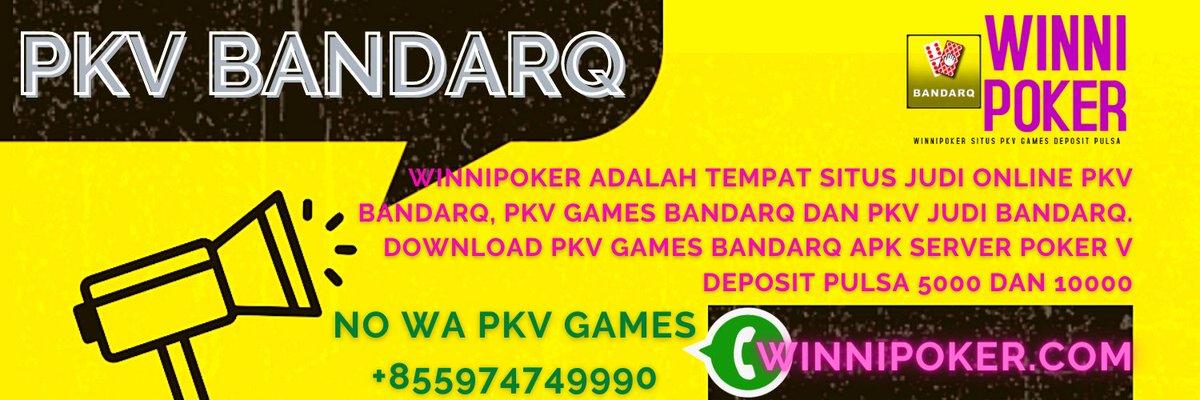 Pkv Bandarq Pkv Games Bandarq Pkv Judi Bandarq Pkvbandarq Twitter