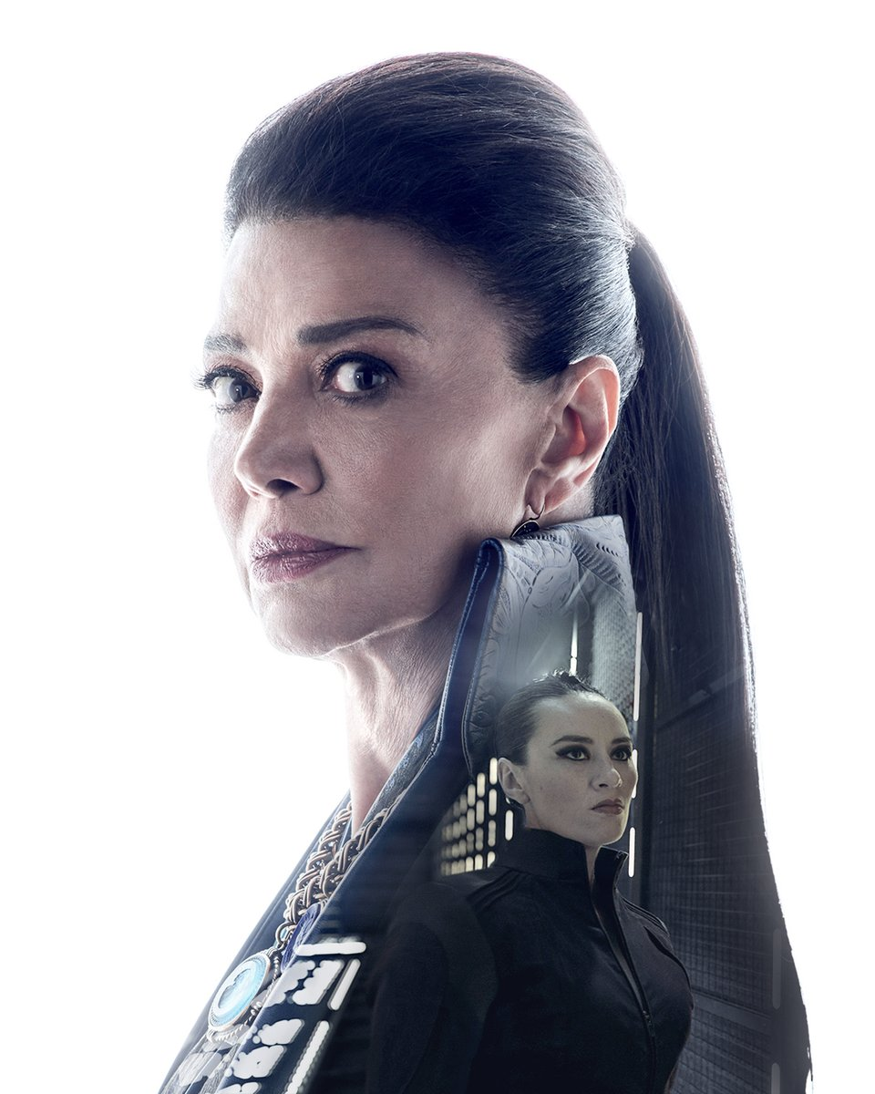 RT @ExpanseOnPrime: The deeper the grief, the stronger the will. #TheExpanse503 https://t.co/FqOiDGvUqF