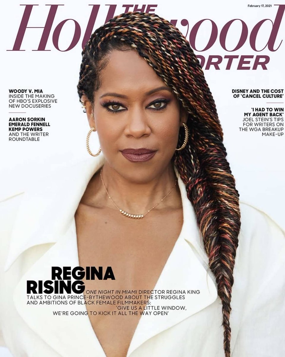 A public private chat  with my sisterfriend @GPBmadeit Thank you @THR