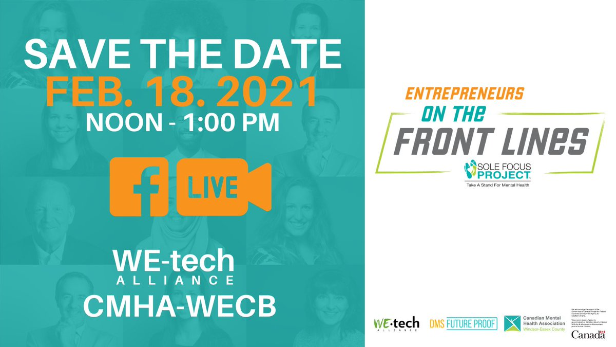 test Twitter Media - Want to learn more about Entrepreneurs On the Front Lines? Visit the CMHA-WECB or @WEtechAlliance Facebook pg on Feb 18 @ noon & join our LIVE event to hear from our Workplace Outreach Worker & Pandemic Response Therapist. #yqg #ckont @digital_mainst @weecdev @SBCWindsorEssex https://t.co/RDUyAWPUFs