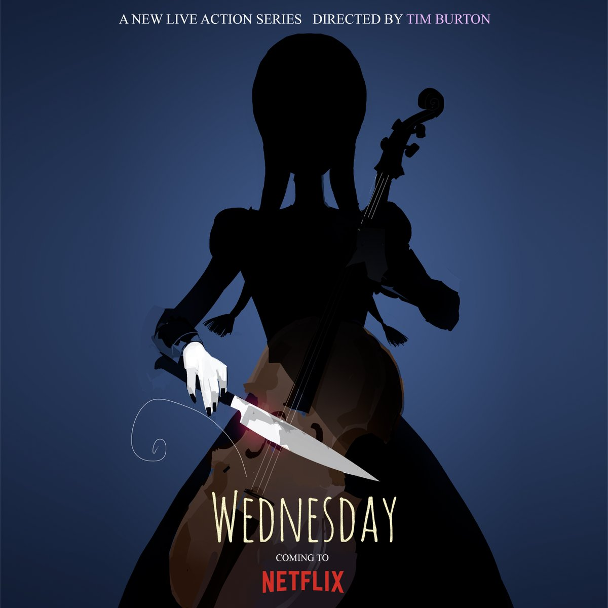 Image result for wednesday series netflix