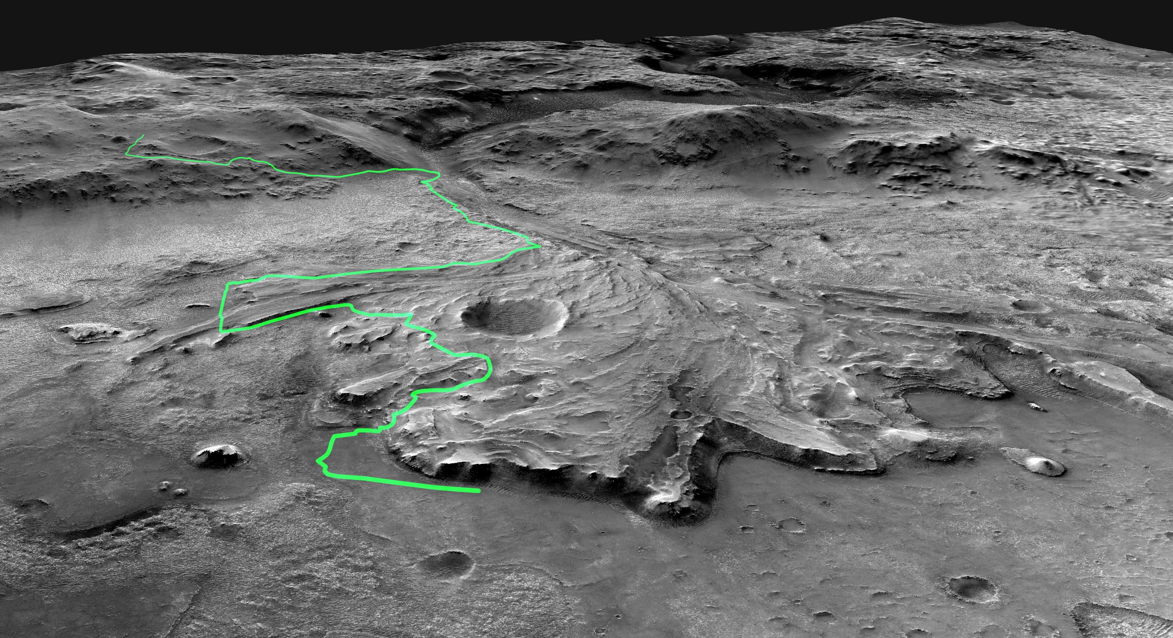 Mars 2020 (Perseverance) : voyage et atterrissage - Page 3 EudC5NfXYAIjYDi?format=jpg&name=4096x4096