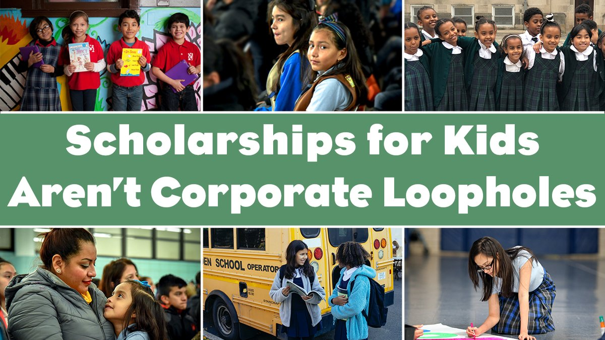This is an important program that should NOT be changed. OLW offers 20+ scholarships through this program and each family is very grateful for the opportunity. @GovPritzker @janschakowsky