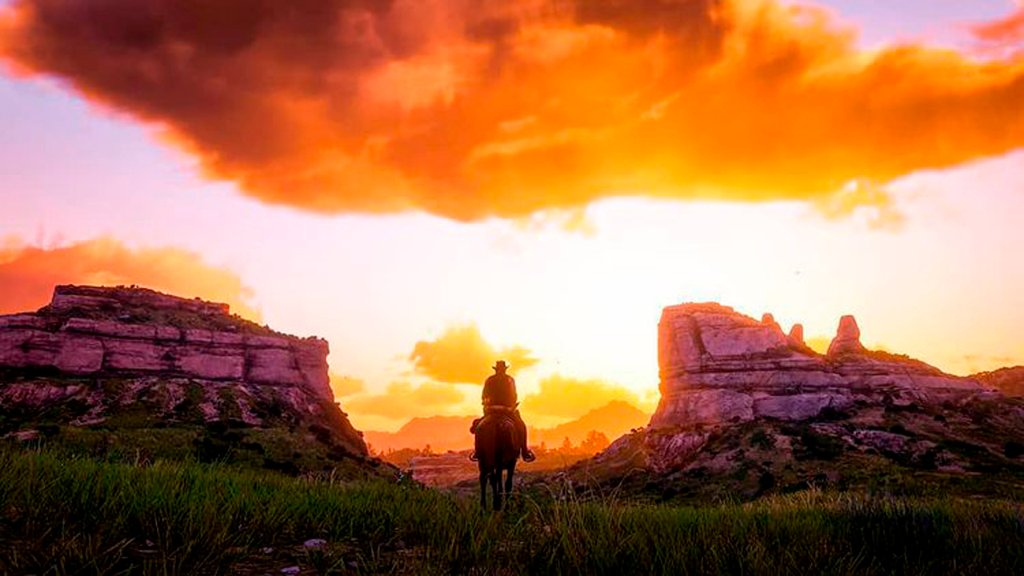 Fan Art: Whether it's breathtaking landscapes or expert composition, @SindyJ_B is a prolific digital photographer capturing the beauty and color of the American West in Red Dead Redemption 2.  Take a look at some of our top picks on the Newswire: