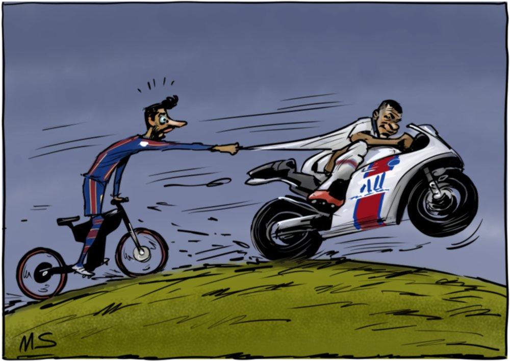 #uefachampionsleague #kilianmbappe #gerardpique 🤣