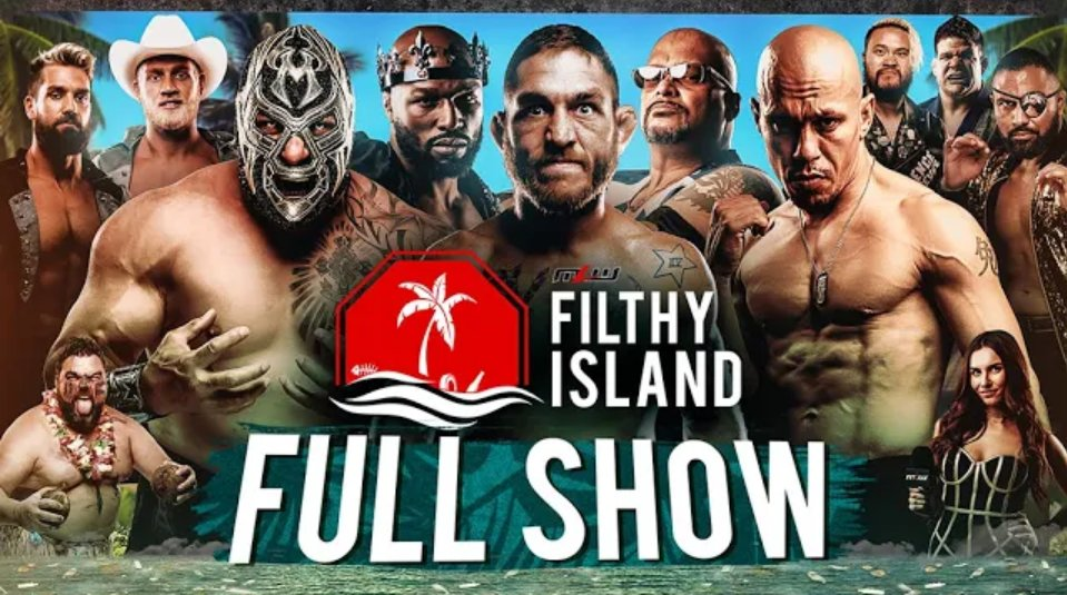 MLW Fusion #122 Filthy Island Results