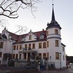 Image for the Tweet beginning: Schloß Löpitz, Saxony-Anhalt, Germany . #schloss #castle
