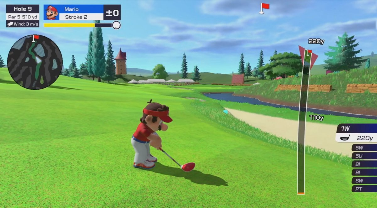 FORE! ⛳ 🏌️ 🍄  Mario Golf: Super Rush has been announced for Nintendo Switch, complete with Speed Golf, a Story Mode, and much more. #NintendoDirect
