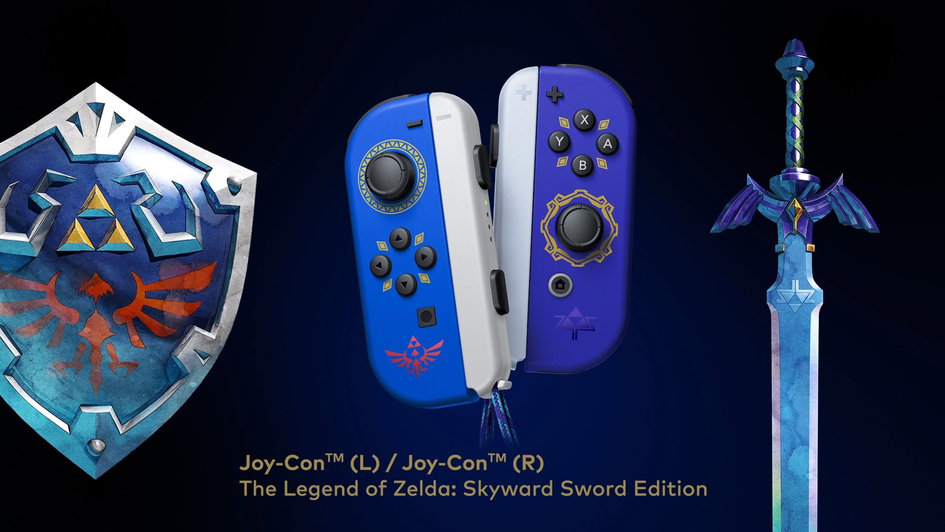 As announced at today's Nintendo Direct, The Legend of Zelda: Skyward Sword is headed to Switch, with a pair of matching Joycons.
