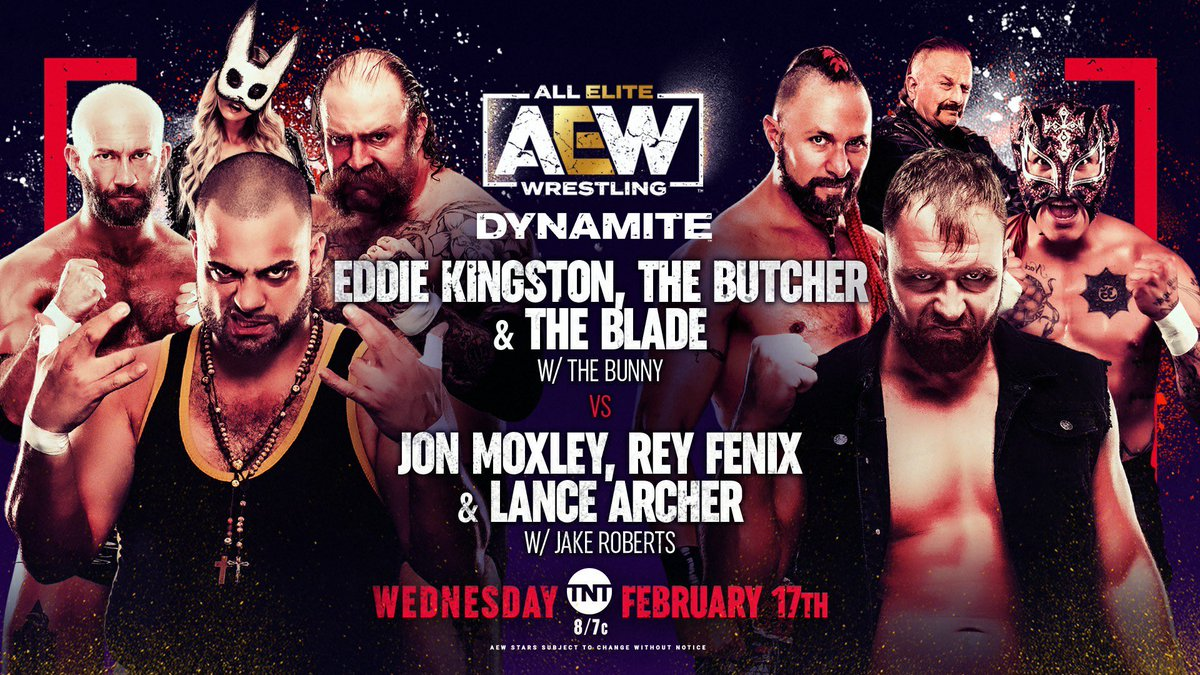 LIVE AEW Dynamite Results - February 17, 2021