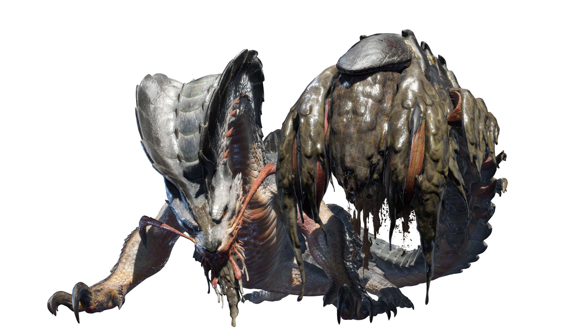 Monster Hunter Rise nuevos monstruos Almudron