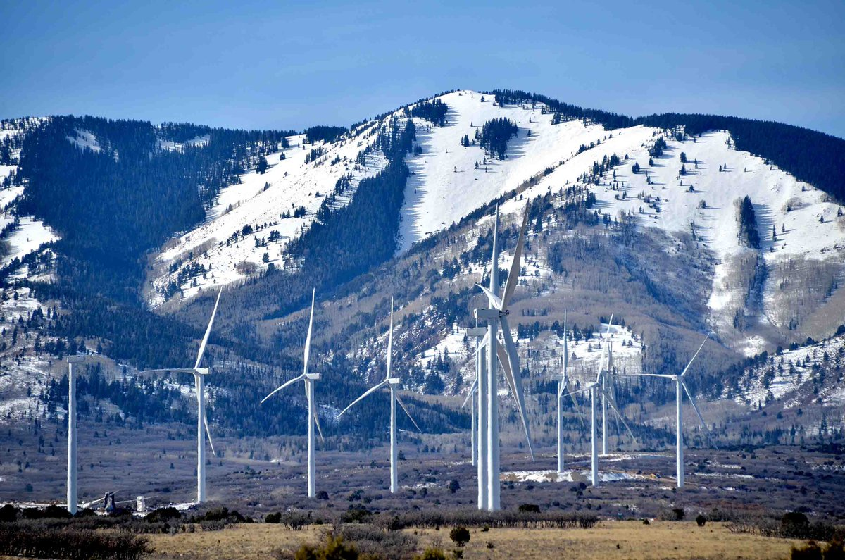 Hey Texas Gov   Utah has wind turbines. Funny that they work just fine in the snow.   We had 11 inches in 11 hours and we have power.