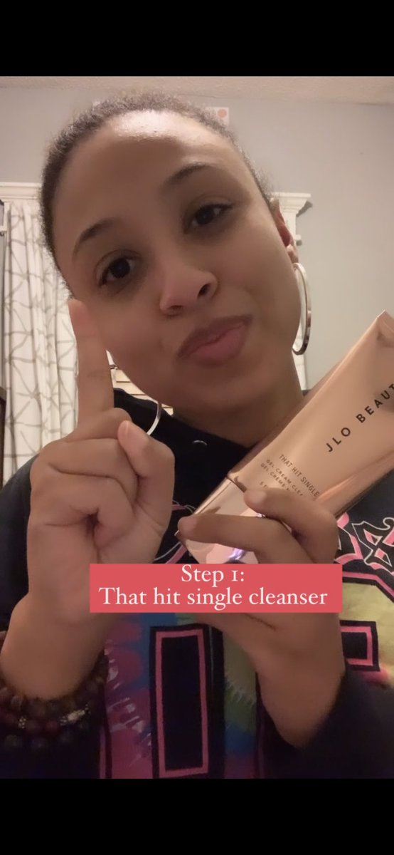 @JLo I did the #imreel challenge with my @jlobeauty products (video is on my Instagram) ✨