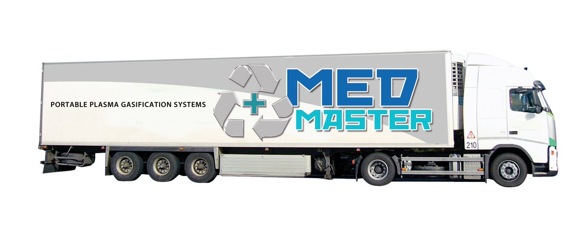 Our mobile waste-to-energy centers can create electricity to power and heat any building they are hooked up to – this is a game-changing sustainable energy solution.  #wastemanagement #sustainability #medicalwaste #covid19 #cleanenergy $SNPW