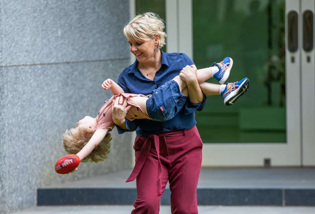 I spoke with @georgiedent from @the_parenthood about how Labors plan for cheaper child care will save Australian families. Find out more here: alp.org.au/cheaper-qualit… @AliciaPayneMP @AmandaRishworth @petajan