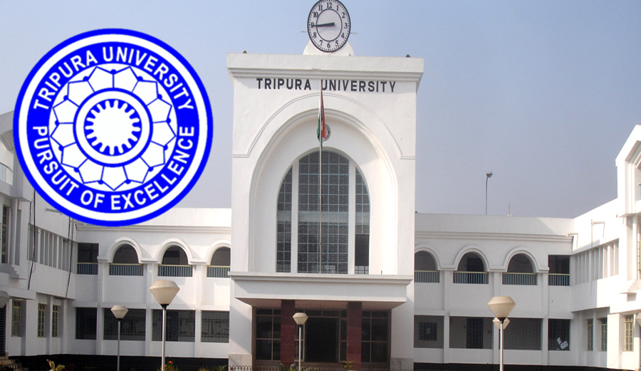 Faculty Recruitment in Tripura University Revised: Apply by 05 March 2021