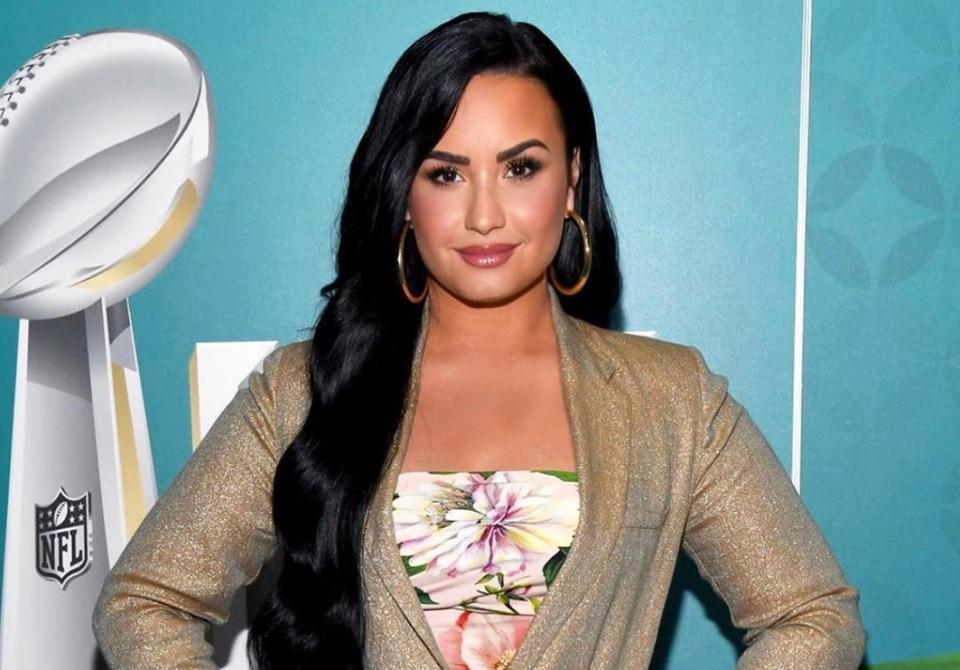 @eluniversocom's photo on Demi Lovato