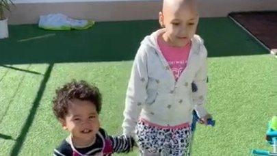 Corina y Max son hermanos, pero también son amigos y confidentes. Juntos han vivido la enfermedad de Corina y juntos la están superando. Esta historia bonita y muchas más en #LosAmigosTambiénCuran 💙