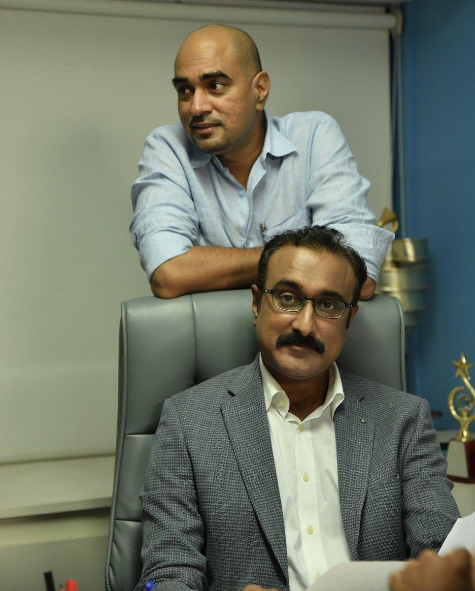 Happy birthday to dearest friend n producer of various genre films like #Kanche #GPSK #Antariksham ✨Have a wonderful year ahead @YRajeevReddy1 🤗 💐