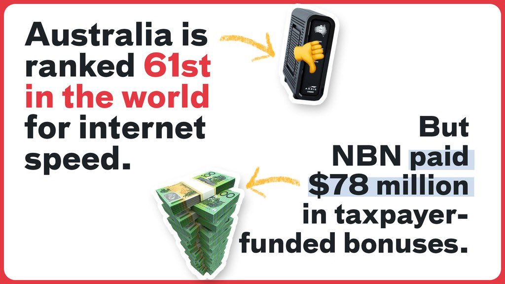 If youve ever had to deal with the NBN, do you really think their execs deserve bonuses this year?