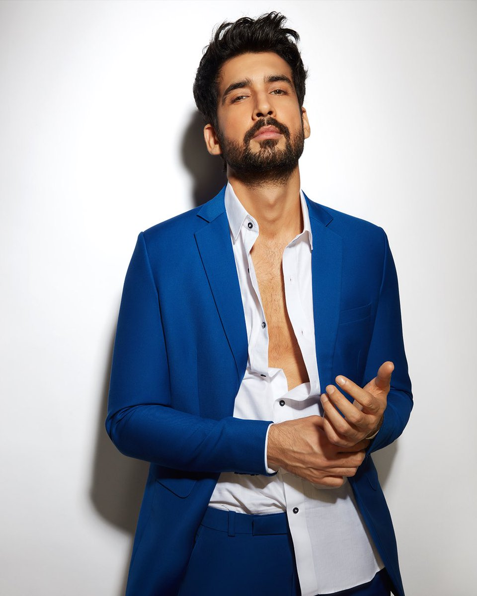 Suave, sexy and... super sweet. That's a triple check for #DhairyaKarwa!  We're so proud to add him to the #DCASquad and we can't wait for you to see his talent unfold. #DCA @dcatalent @apoorvamehta18 @buntysajdeh @RajeevMasand #UdaySinghGauri