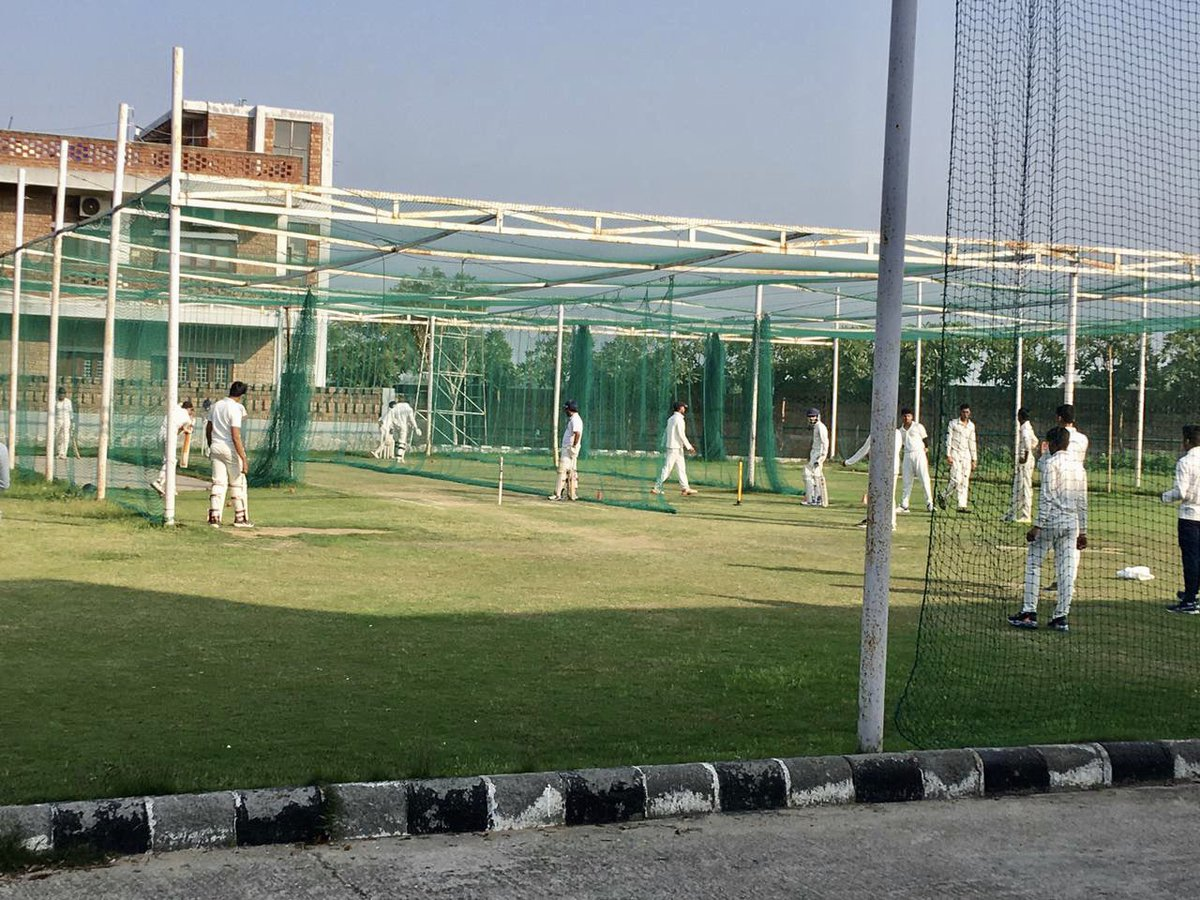 After lockdown, a breath of fresh air!  Class X and XII students, who have recently rejoined the school, enjoyed their first cricket session after spending months at home due to pandemic. For #ADMISSIONS Call 09711188700, 8930059111 or 8930059222 or visit