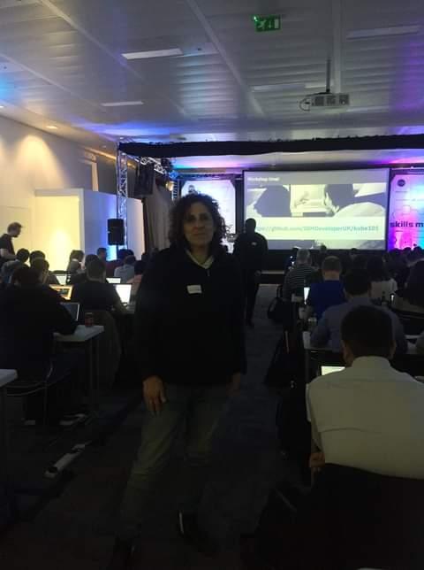 IBM seminar in London.