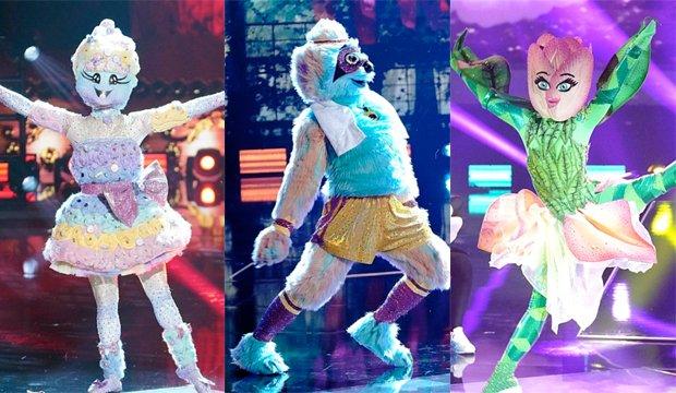 My recap video of #TheMaskedDancer finale is up!    #SlothMask #CottonCandyMask #TulipMask