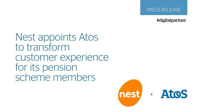 这种新关系将带来真正的#digital @nestpensions,共享……