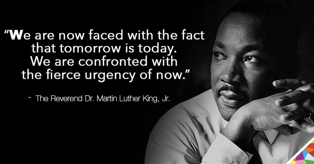 Thoughts for the Day After:   #MLKDay2021 #sustainability #indieauthors #foodforthought #thoughtfortheday #BlackLivesMatter #collaboration #sethgodin #indies #marketing