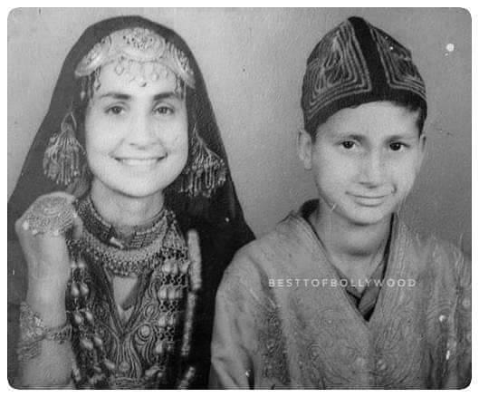 @AnupamPKher @RajuKher1 #memorieswithmother #KashmiriPandits #DulariRocks