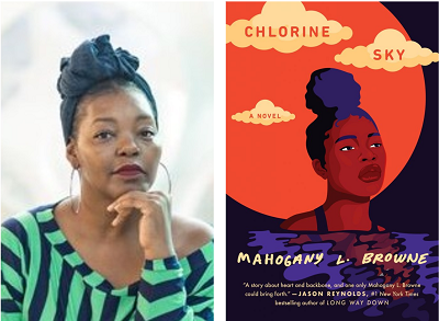 test Twitter Media - Welcome Mahogany L. Browne to our Virtual Book Tour! The poet and author stops by to talk about her new novel-in-verse, Chlorine Sky. Visit our blog for an exclusive interview, activities and much more! #kidlit https://t.co/xuDoG77aEG @mobrowne @CrownPublishing @penguinrandom https://t.co/2dUhQBr6pC
