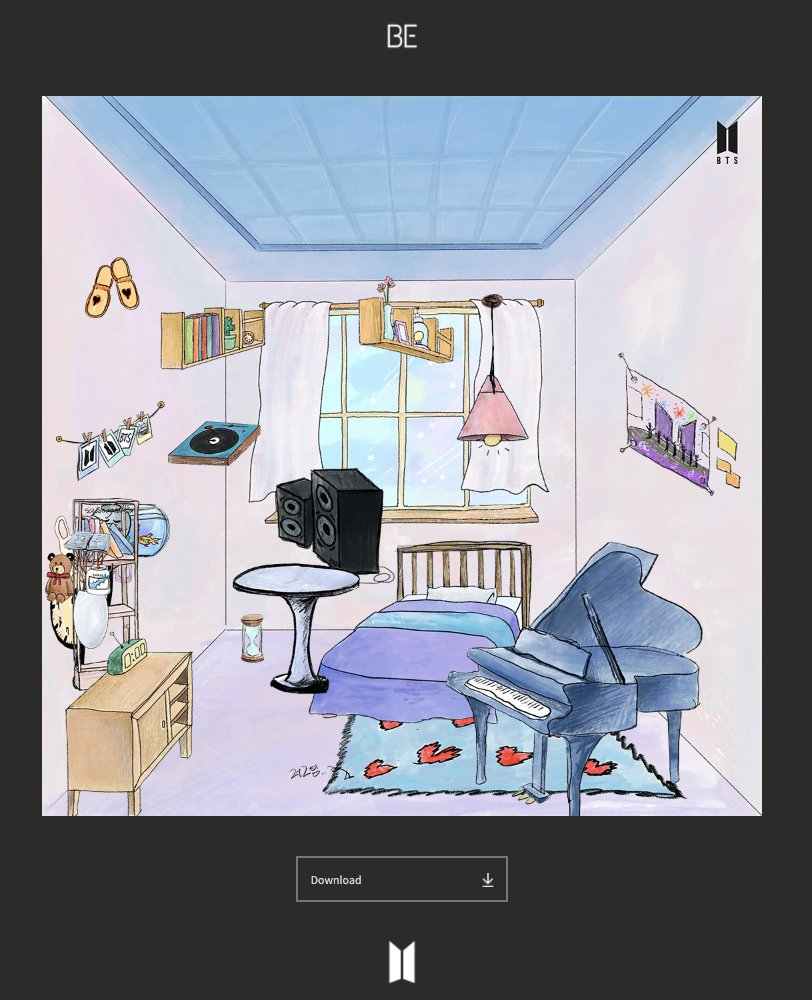 @bts_bighit ARMYs can curate their own room and download the image in the link below!  🔗 ()