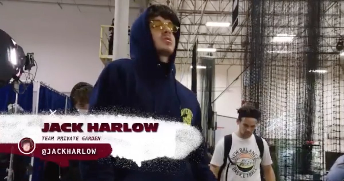 VIDEO: Swae Lee, Jack Harlow, more will compete in Diddy's new basketball series 'The Crew League.'