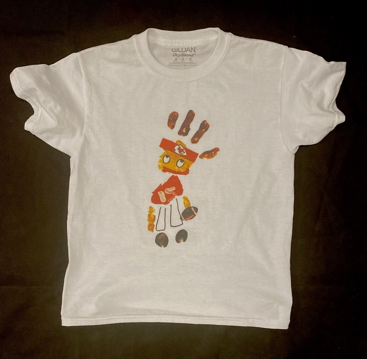 #youngartist #artandshirts #kc #kcchiefs #15 #mahomes
