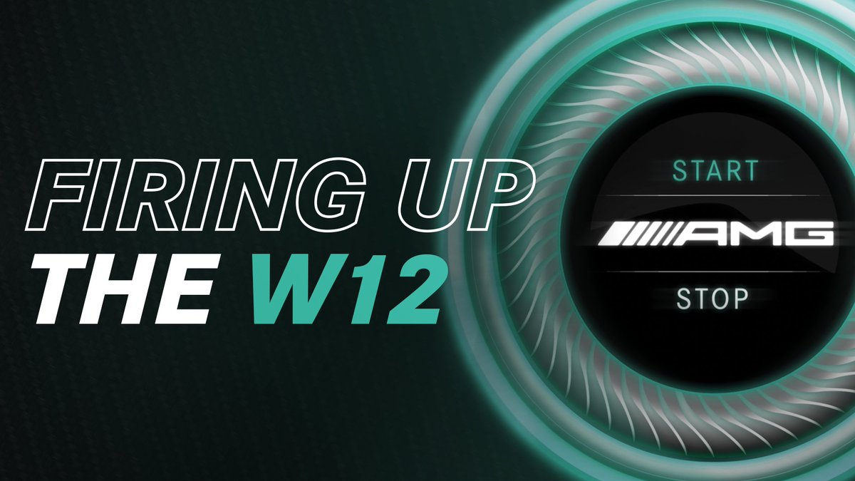 Push that ❤️ button. Because trust us, you're gonna want to hear this. 😉   Crank up the volume and listen up as our #W12 roars into life for the very first time! 🎶🤩