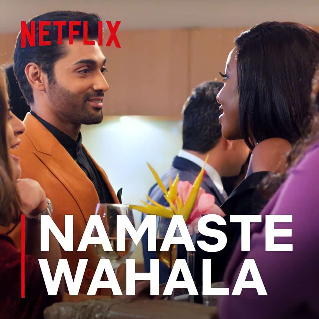 Congrats @ruslaanmumtaz on your film #NamasteWahala that's trending on @NetflixIndia at position 2! Looking forward to watch this one over the weekend. ❣🧿