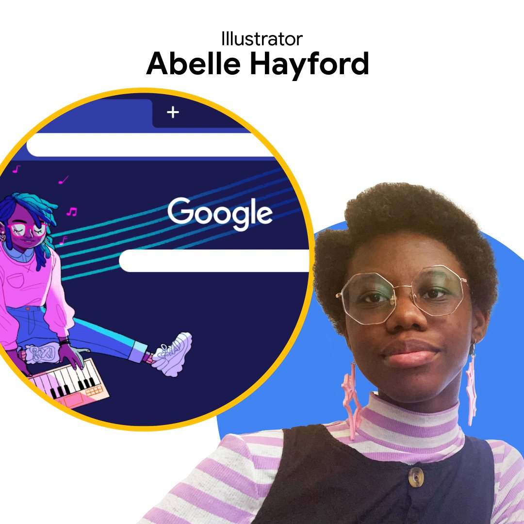 For #BlackHistoryMonth, meet the six contemporary artists commissioned to create new backgrounds for #Chrome. Learn about the designs from @tncts, @abellehayford, @SoLaciLike, @sabrenakhadija, @Dobgallery, and Janelle Cummins: