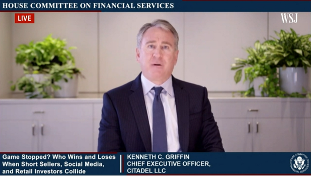 I'm afraid I can't get past Ken Griffin's inability to pronounce the T in Citadel. https://t.co/aAq5cpjqTt