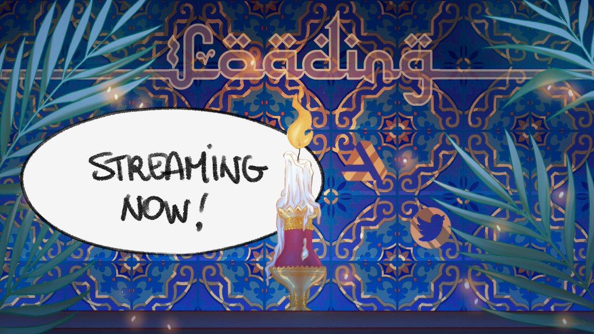 Multistreaming with @fakheaar ! ♥ ► twitch.tv/robynn_frauhn