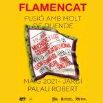 Image for the Tweet beginning: Vuelve Flamencat...👇
