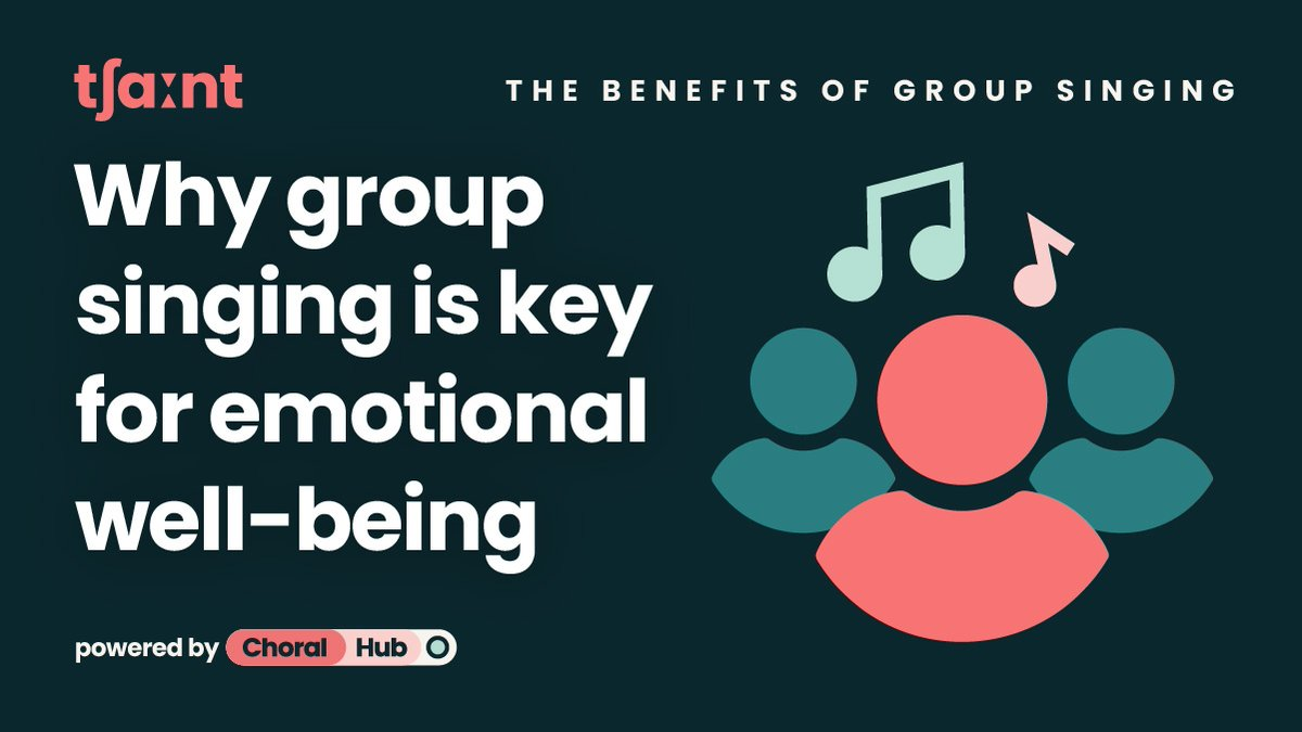 Did you know that singing with other people actually helps both you AND those singing with you?  #voice #vocals #vocalist #musicindustry #vocaltalent #singers #livemusic #music #singing #singer #startup #mindset #tchzant #app #ios #learning #musicapp