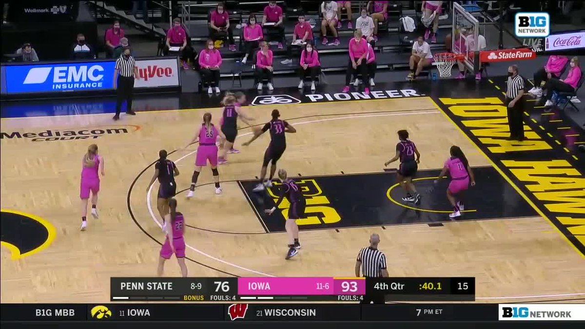 Caitlin Clark is going to be the women's version of Jimmer Fredette in the tournament this year. Can't wait to watch  https://t.co/bVMFDnGsII