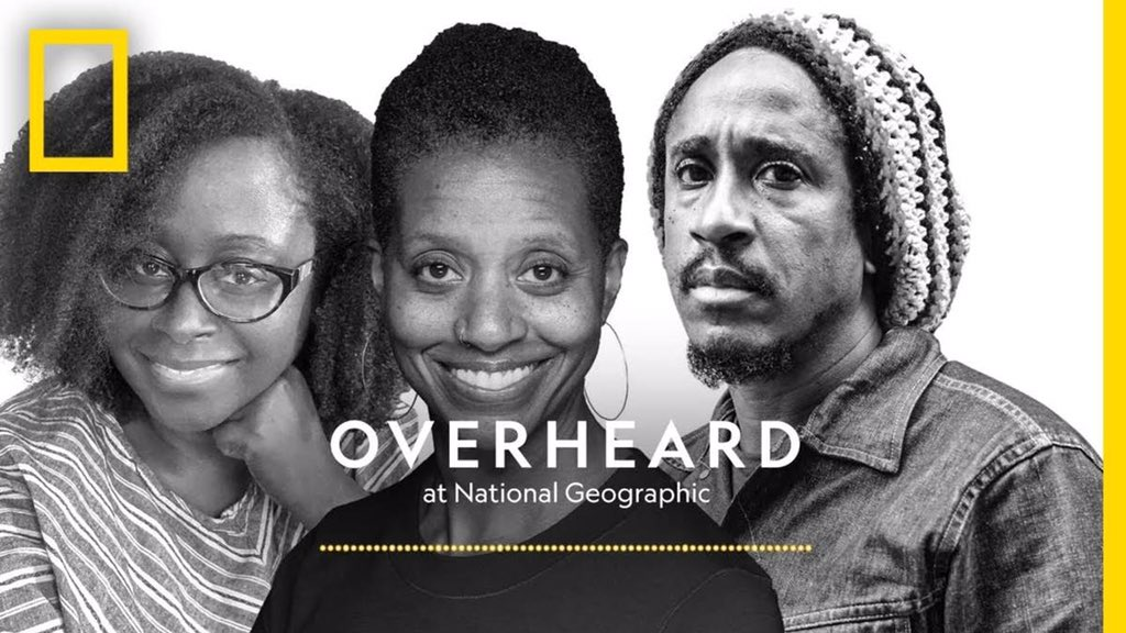 After exploring #AI & #SDGs this week celebrate #BlackHistoryMonth with an episode of #OverheardNatGeo which includes an interview with @DrGloWash on the advances in #AI being made to assist the Black community  👉https://t.co/0ustqklKCN  #Storytelling #bitesizeSDGs https://t.co/ecKsLiIPYS