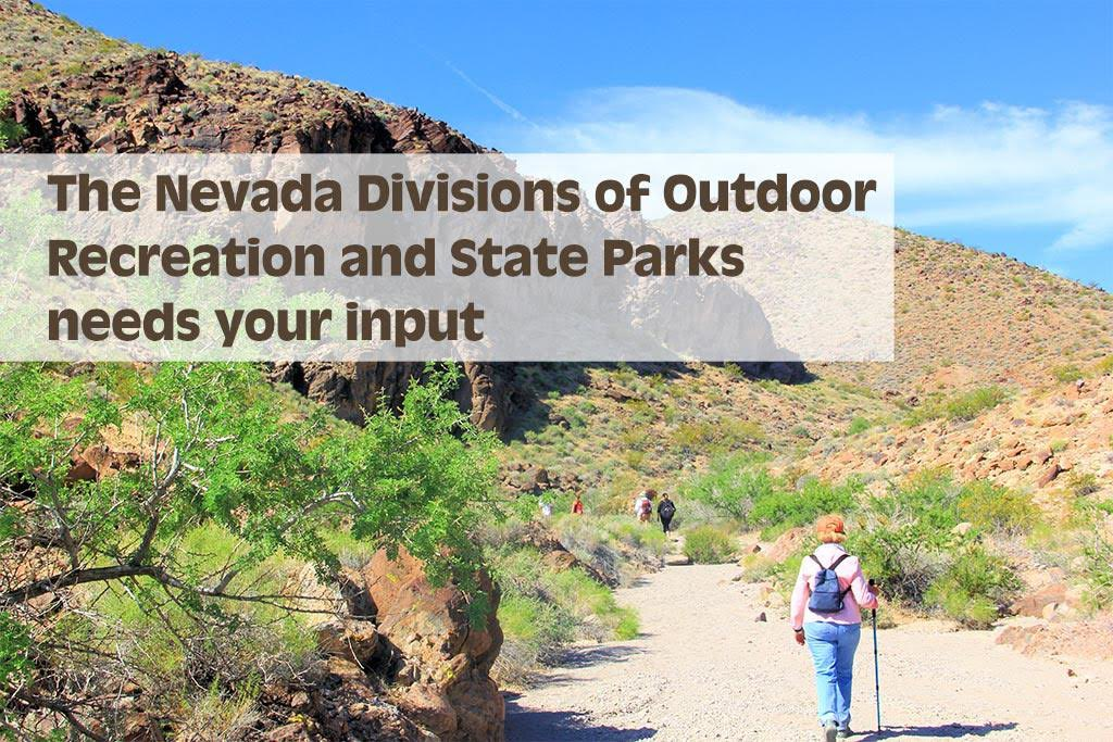 Nevada outdoor peeps, good opportunity here to have your voice heard on recreation matters to Nevada Division of Outdoor Recreation.