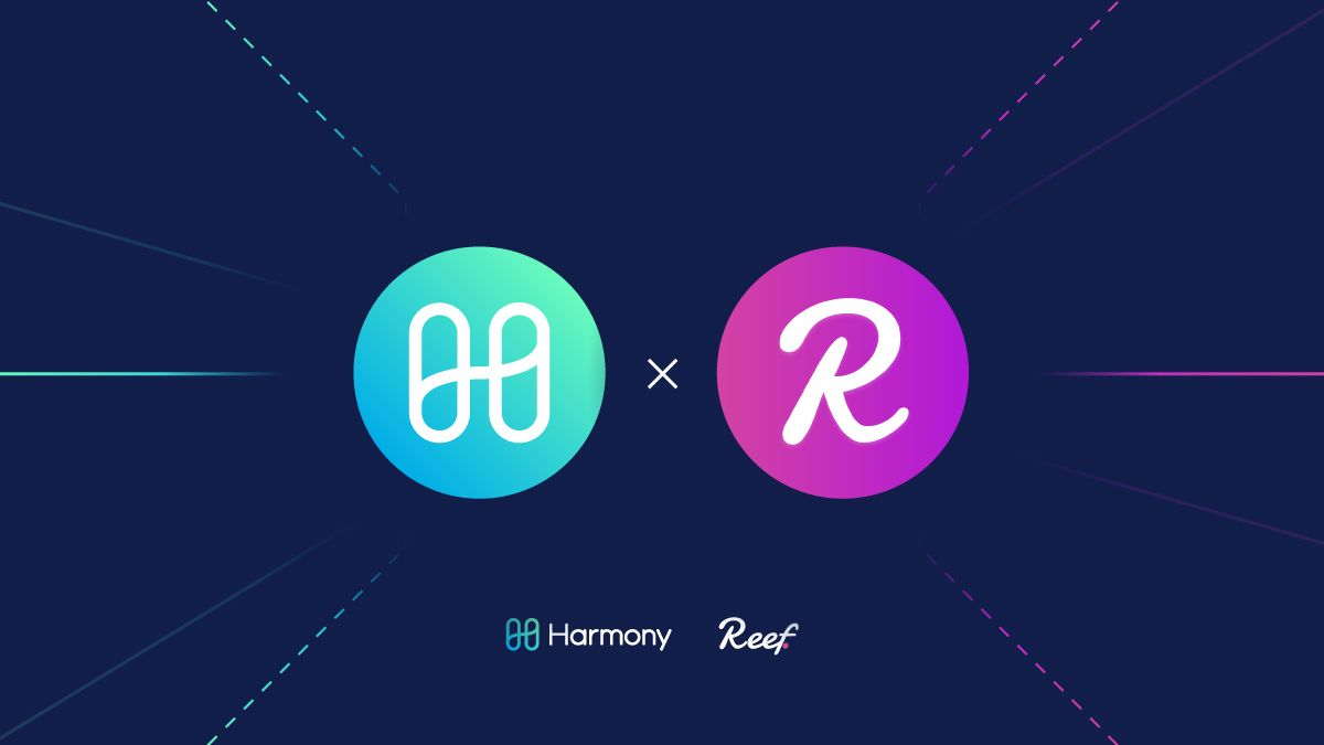 Image result for Harmony tron reef