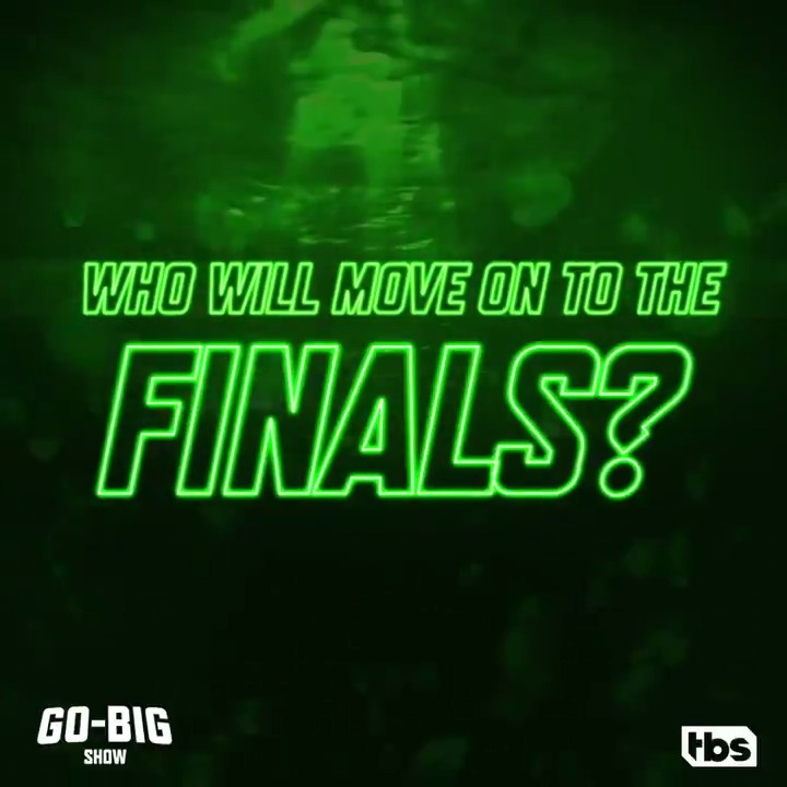 Tonight its the #GoBigShow semi-finals! I know my guy @TaylorDejion gonna bring that unbelievable scooter action 👀  n @TopShotChris really is a sharpshooter 💥  who u got makin it to the FINALS? dont miss the new episode tonight!